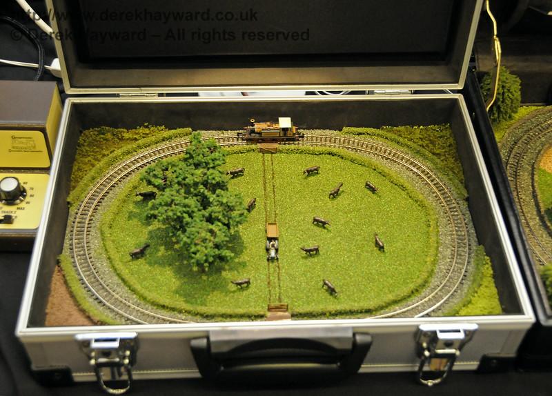 Model Railway Weekend, Horsted Keynes, 28.06.2014  10894