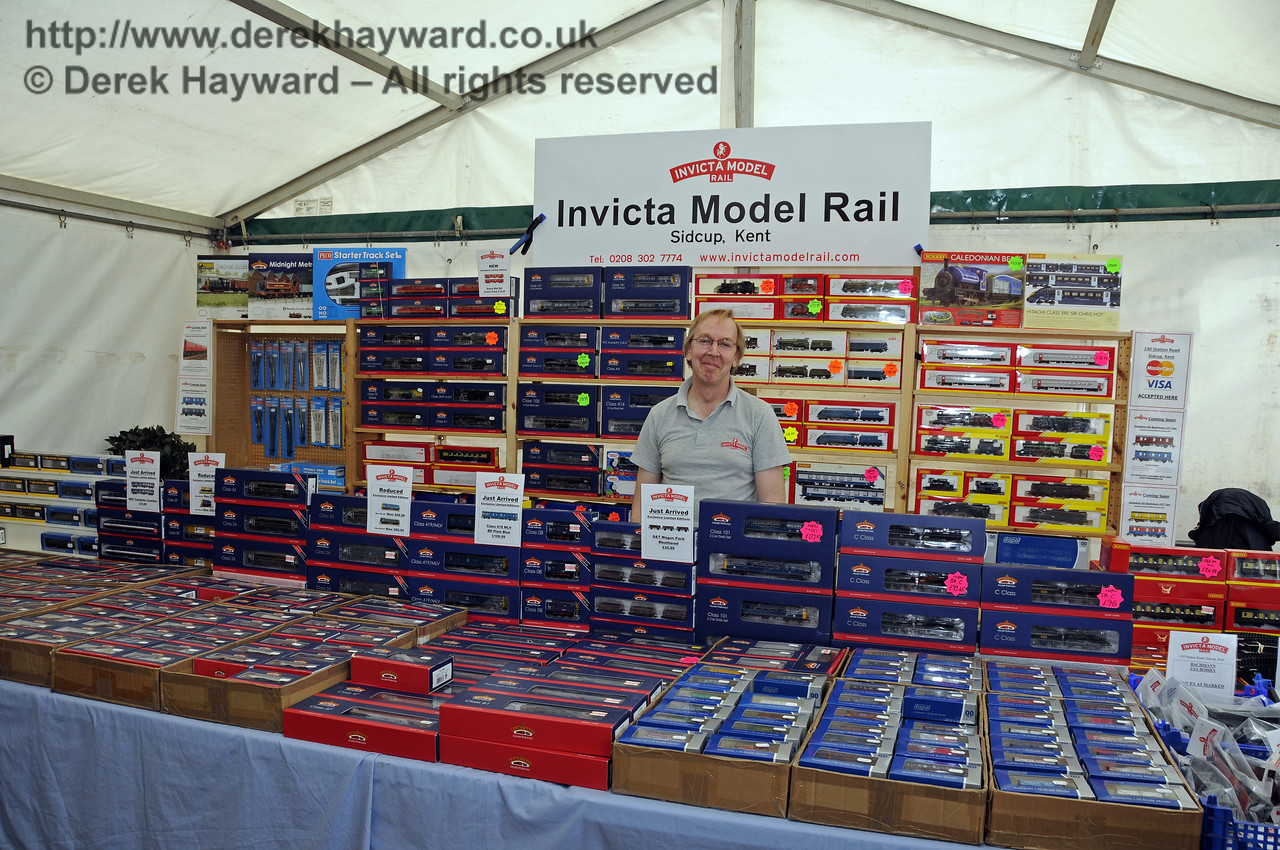 Model Railway Weekend, Sheffield Park, 28.06.2014  10823
