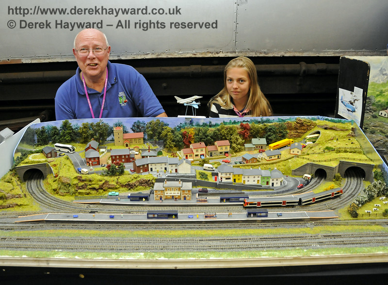 Model Railway Weekend, Horsted Keynes, 28.06.2014  10878