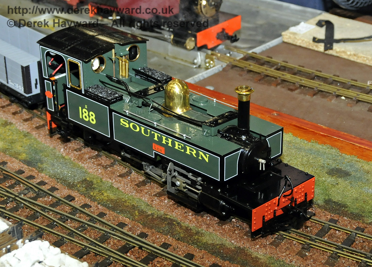Model Railway Weekend, Sheffield Park, 28.06.2014  10794