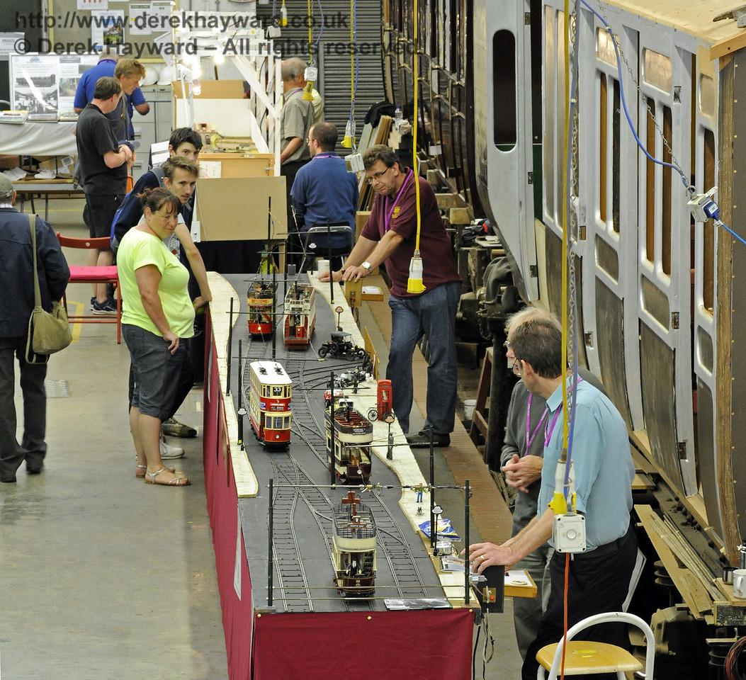 Model Railway Weekend, Horsted Keynes, 29.06.2014  9749