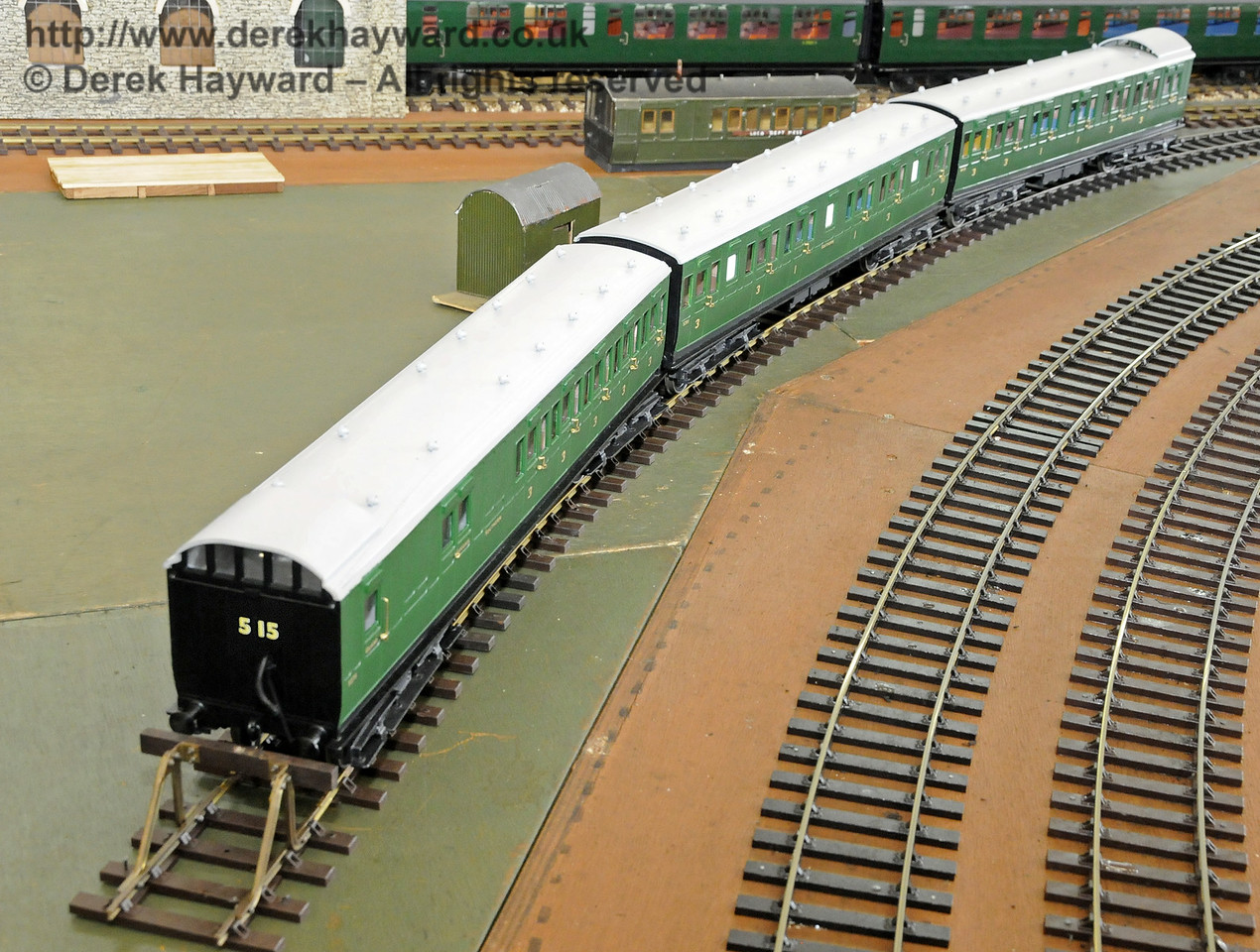 Model Railway Weekend, Horsted Keynes, 29.06.2014  10928