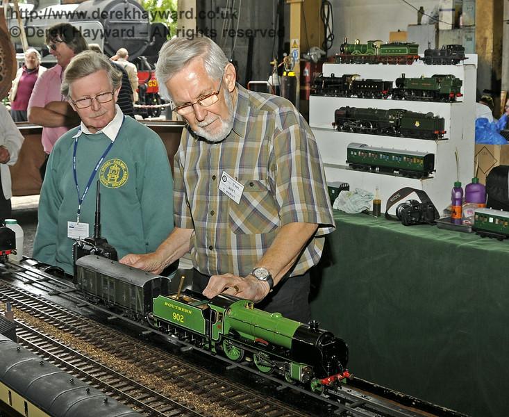 Model Railway Weekend, Sheffield Park, 28.06.2014  10799