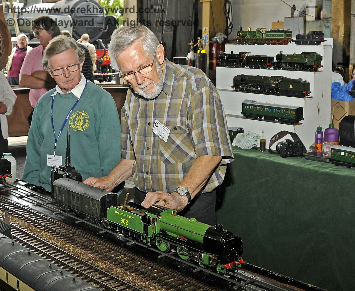 Model Railway Weekend, Sheffield Park, 28.06.2014  10799