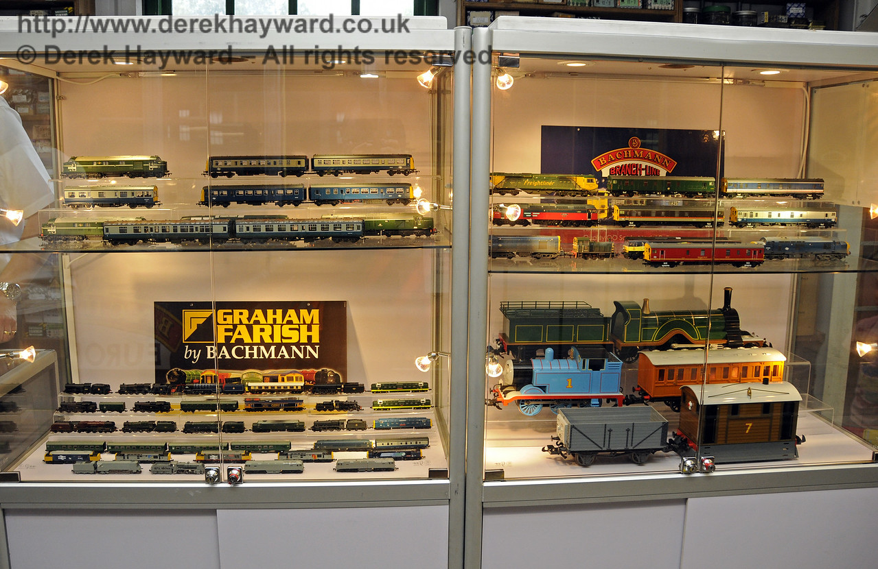 Model Railway Weekend, Horsted Keynes, 28.06.2014  10905
