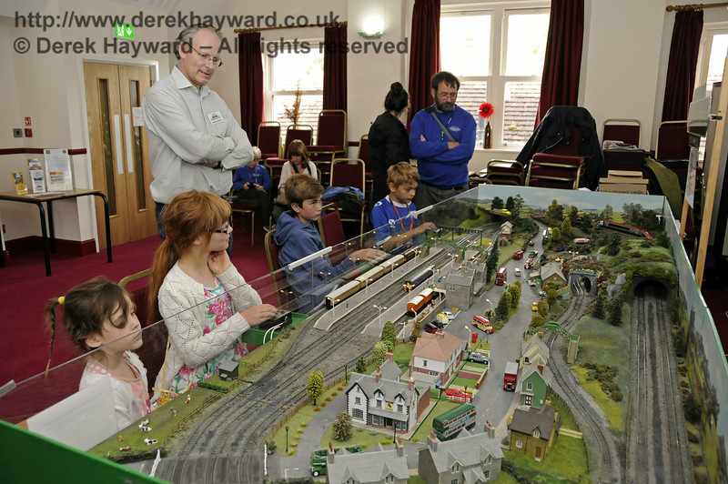 Model Railway Weekend, Sheffield Park, 28.06.2014  10820