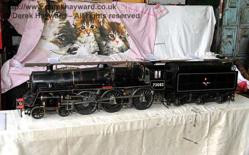 73082 Camelot, Model Railway Weekend, Sheffield Park.  27.06.2015  13116