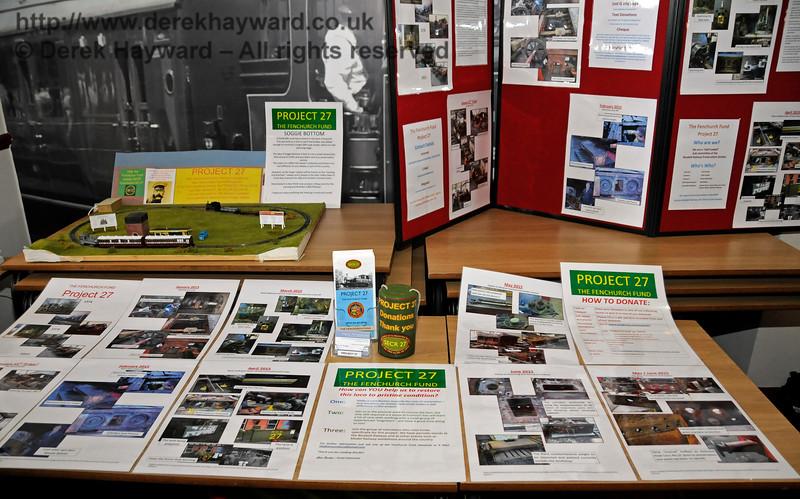 Project 27, Model Railway Weekend, Sheffield Park.  27.06.2015  13095