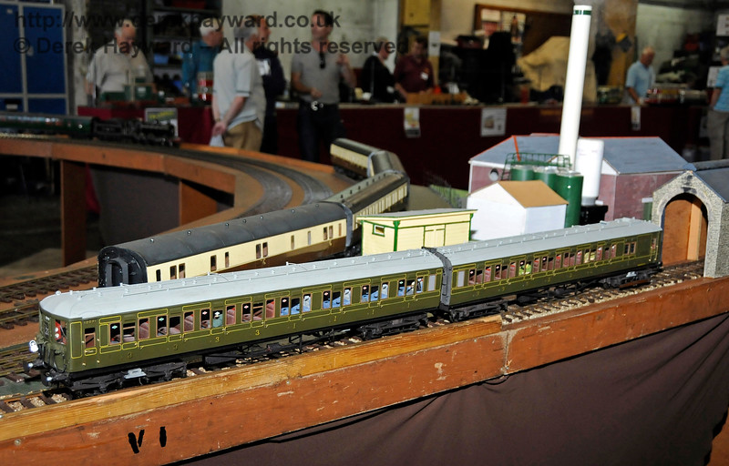 Model Railway Weekend, Sheffield Park.  27.06.2015  13130