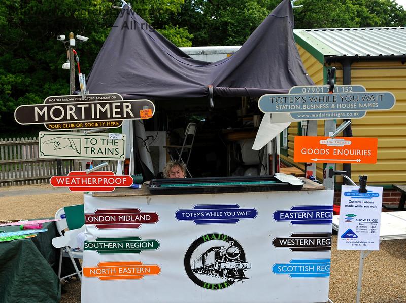 Model Railway Weekend, Horsted Keynes.  27.06.2015  13081