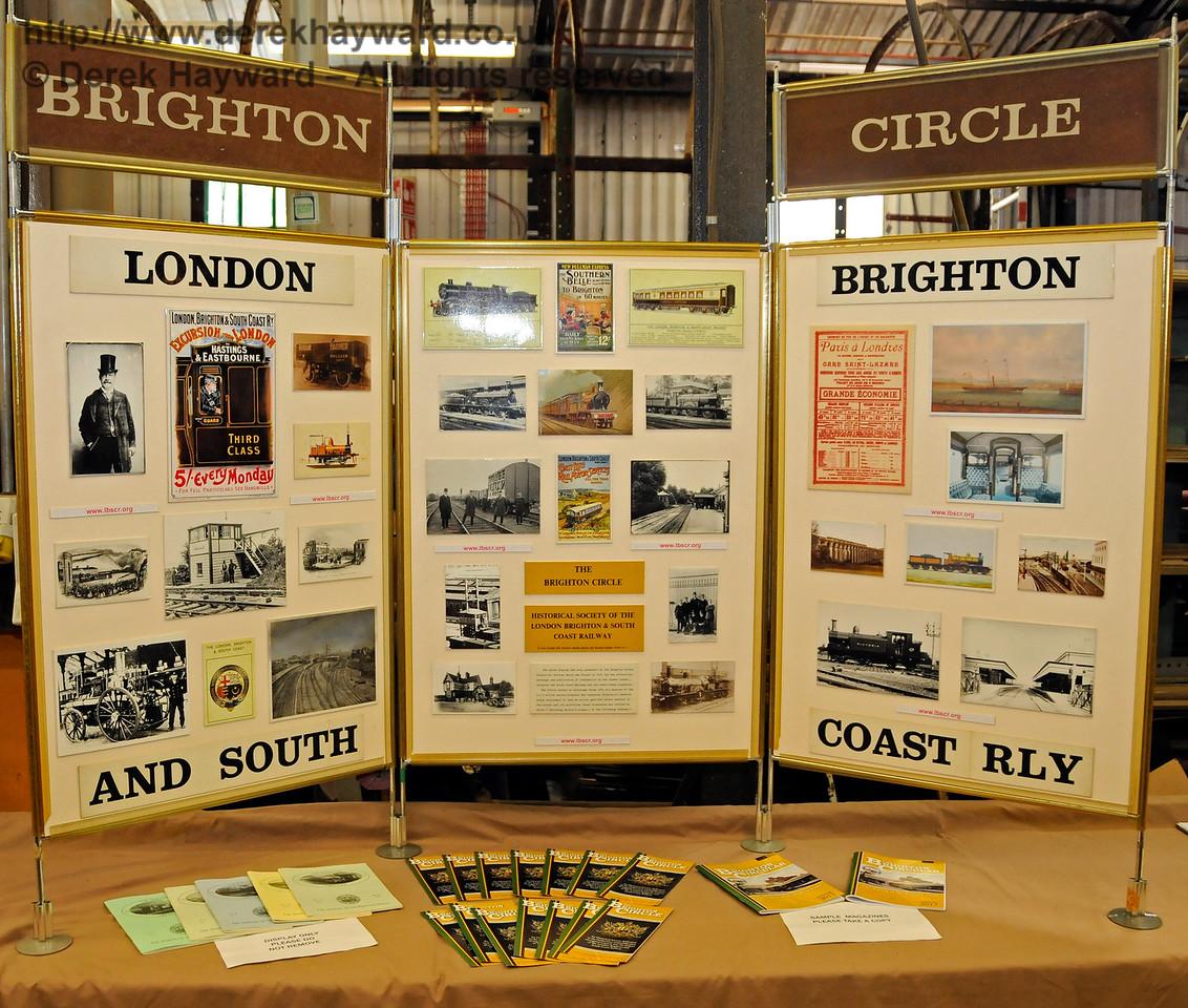 Brighton Circle, Model Railway Weekend, Horsted Keynes.  27.06.2015  13063