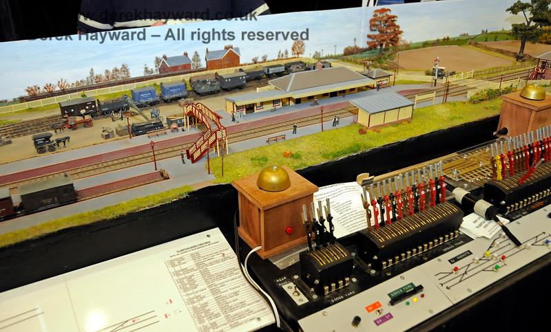 Plumpton Green, Model Railway Weekend, Horsted Keynes.  27.06.2015  13065