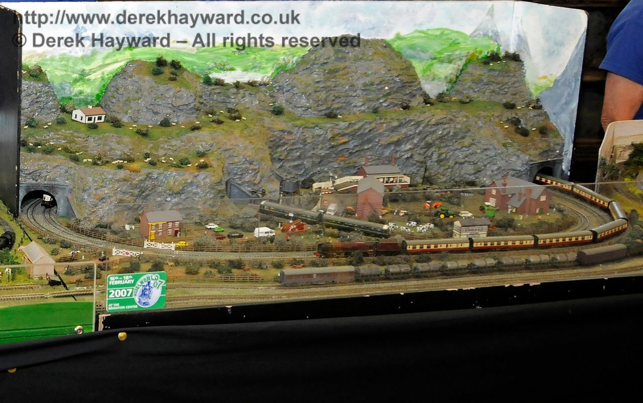 Model Railway Weekend, Horsted Keynes.  27.06.2015  13059