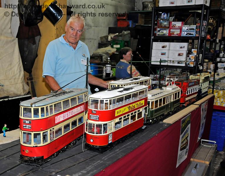 Model Railway Weekend, Sheffield Park.  27.06.2015  13118