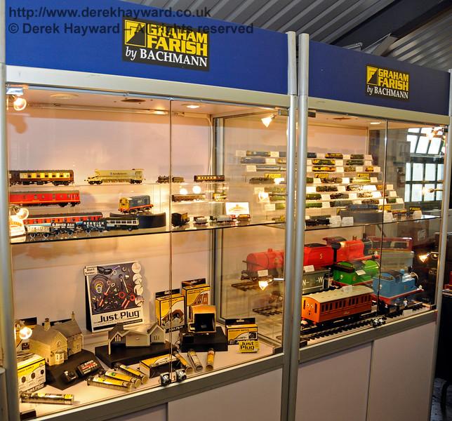 Bachmann, Model Railway Weekend, Horsted Keynes.  27.06.2015  13074