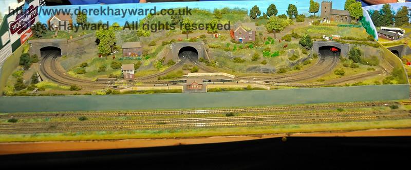 Model Railway Weekend, Horsted Keynes.  27.06.2015  13066