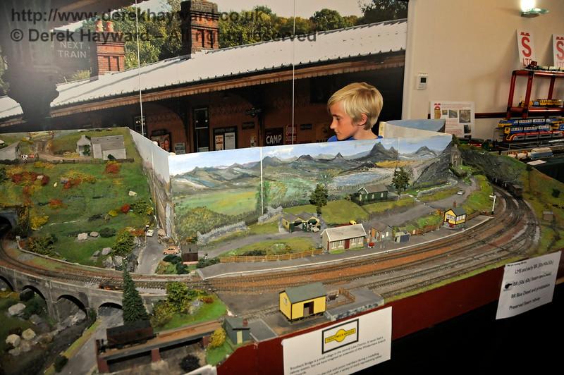Troutbeck Bridge, Model Railway Weekend, Sheffield Park.  27.06.2015  13093