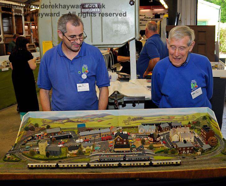 Model Railway Weekend, Horsted Keynes.  27.06.2015  13057