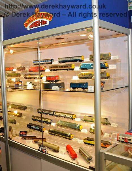 Bachmann, Model Railway Weekend, Horsted Keynes.  27.06.2015  13073