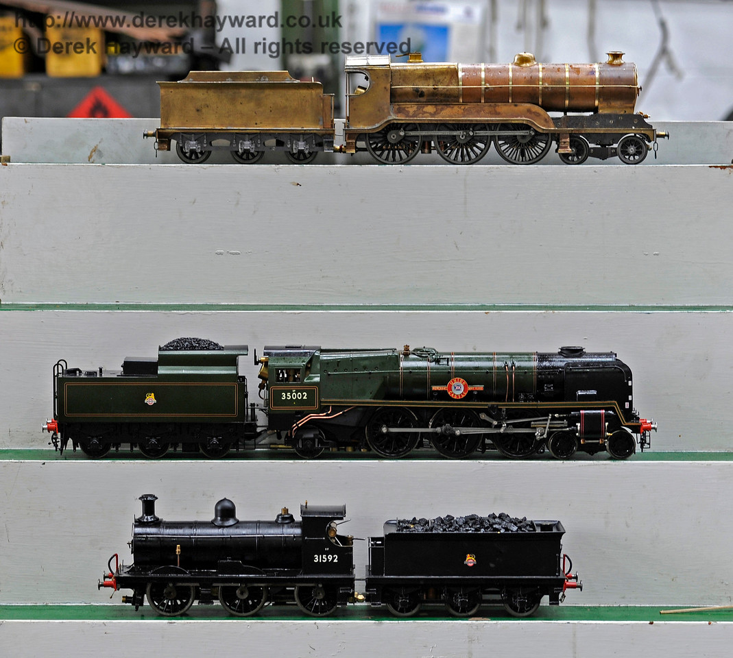 Model Railway SP 250616 13407 E