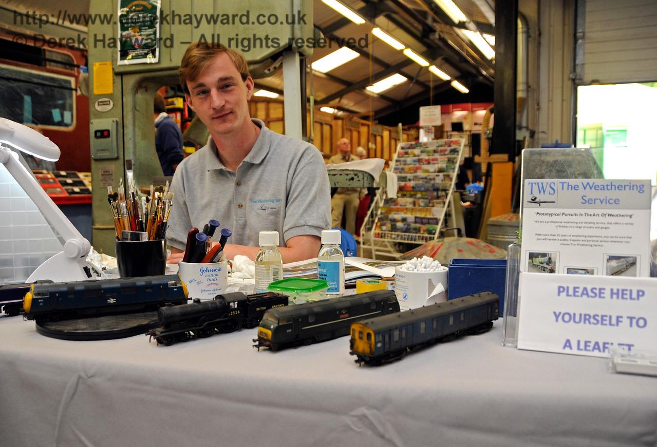 Model Railway Weekend 250517 17408 E