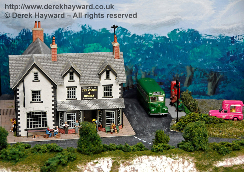 Model Railway Weekend 250517 17437 E