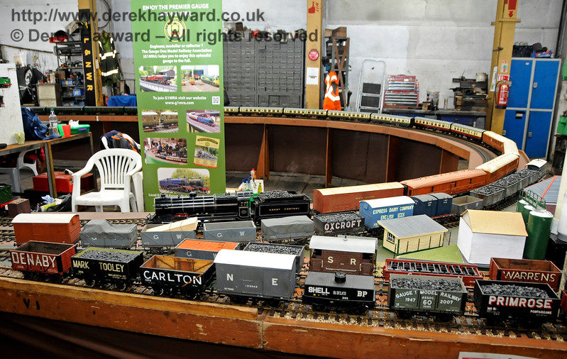 Model Railway Weekend 250517 17465 E