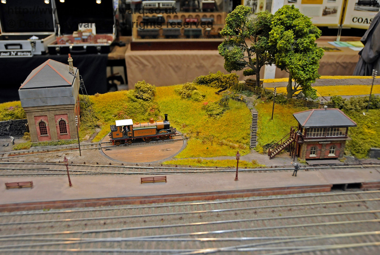 Model Railway Weekend 250517 17404 E