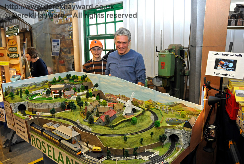 Model Railway Weekend 250517 17370 E