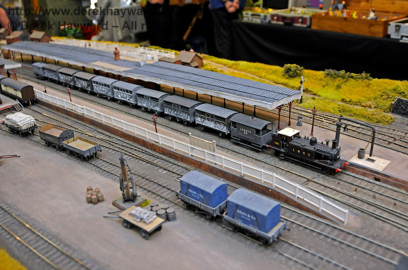 Model Railway Weekend 250517 17407 E