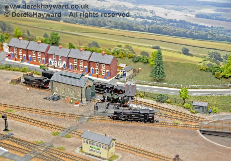 Model Railway Weekend, Sheffield Park, 29.06.2019 19584