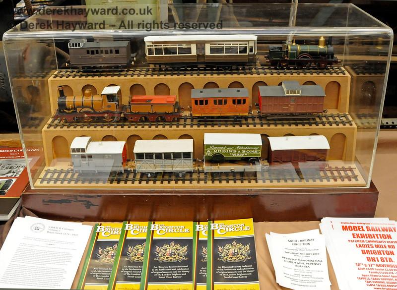 Model Railway Weekend, Horsted Keynes, 29.06.2019 19491