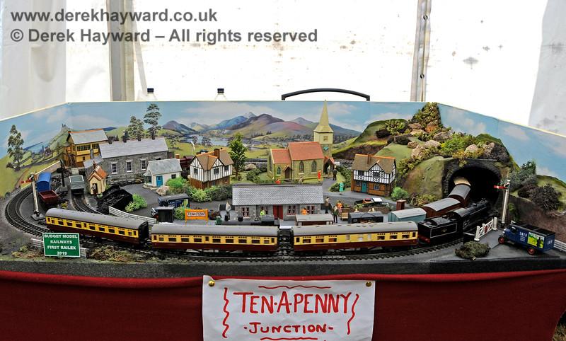 Model Railway Weekend, Horsted Keynes, 29.06.2019 19520
