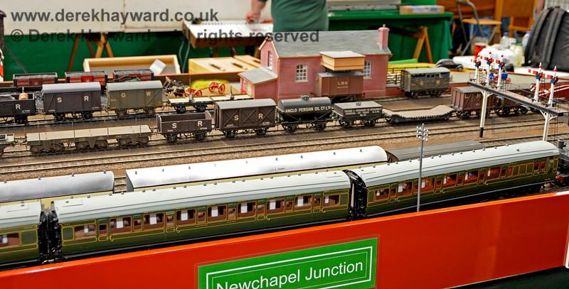Model Railway Weekend, Sheffield Park, 29.06.2019 19579