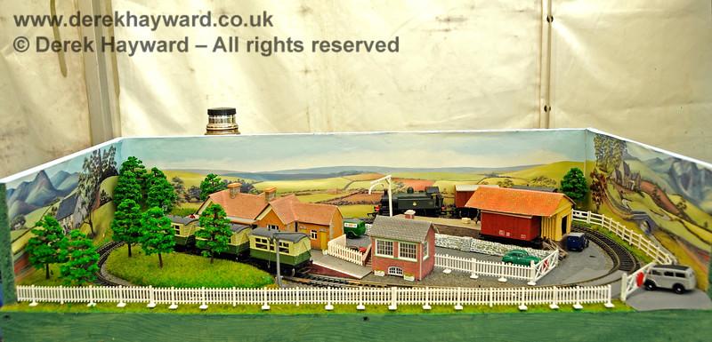 Model Railway Weekend, Horsted Keynes, 29.06.2019 19522