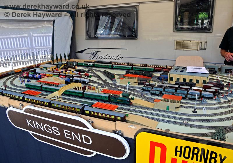 Model Railway Weekend, Horsted Keynes, 29.06.2019 19508