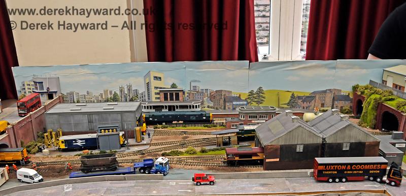 Model Railway Weekend, Sheffield Park, 29.06.2019 19534