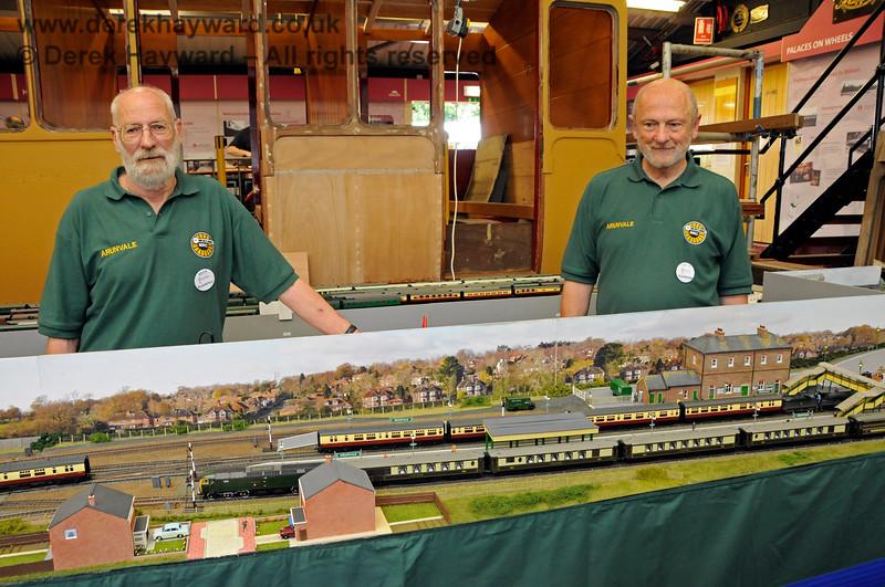 Model Railway Weekend, Horsted Keynes, 29.06.2019 19496