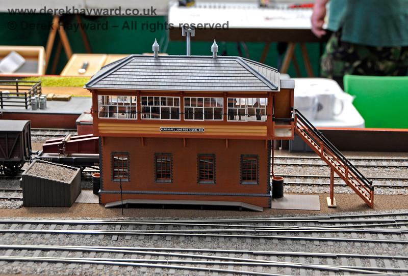Model Railway Weekend, Sheffield Park, 29.06.2019 19577
