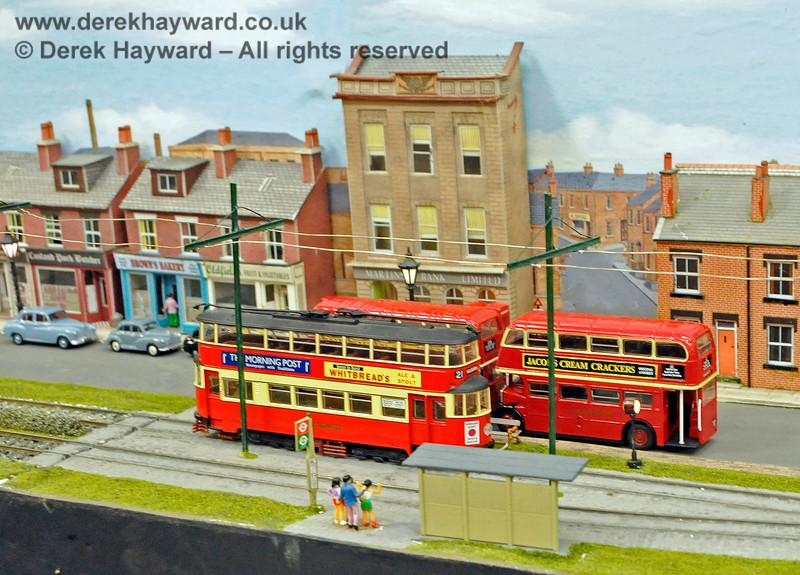 Model Railway Weekend, Horsted Keynes, 29.06.2019 19494
