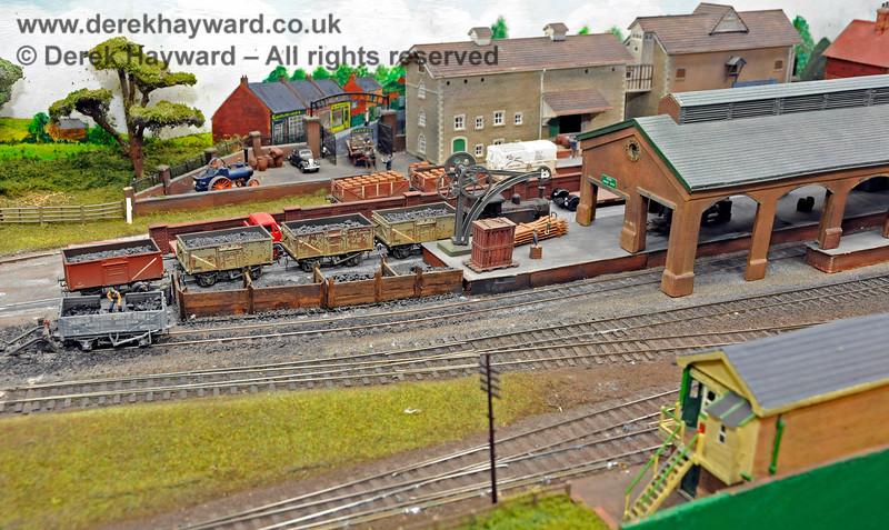 Model Railway Weekend, Sheffield Park, 29.06.2019 19585