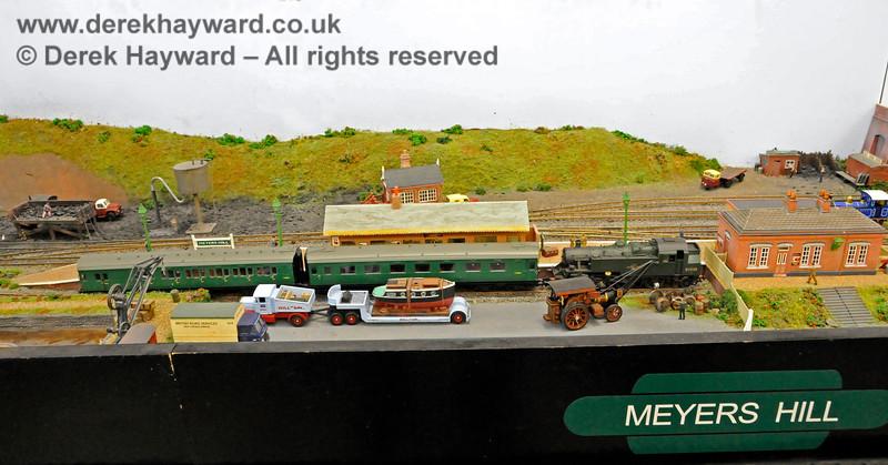 Model Railway Weekend, Horsted Keynes, 29.06.2019 19498