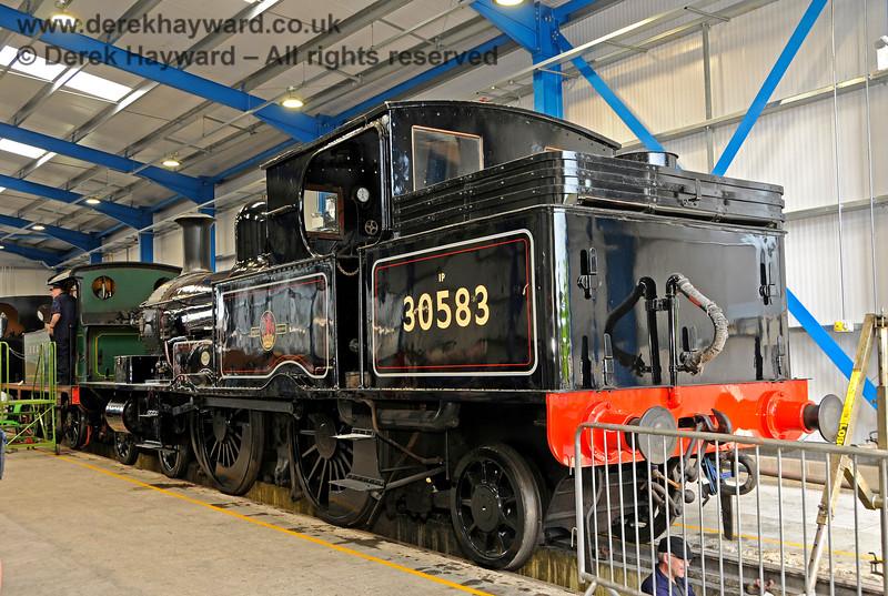 Model Railway Weekend, Sheffield Park, 29.06.2019 19565