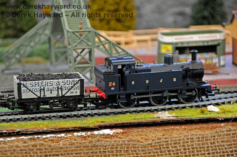 Model Railway Weekend, Horsted Keynes, 29.06.2019 19526