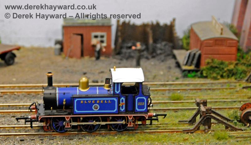 Model Railway Weekend, Horsted Keynes, 29.06.2019 19500