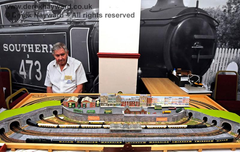 Model Railway Weekend, Sheffield Park, 29.06.2019 19531