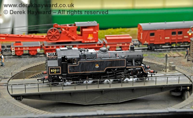 Model Railway Weekend, Horsted Keynes, 29.06.2019 19517