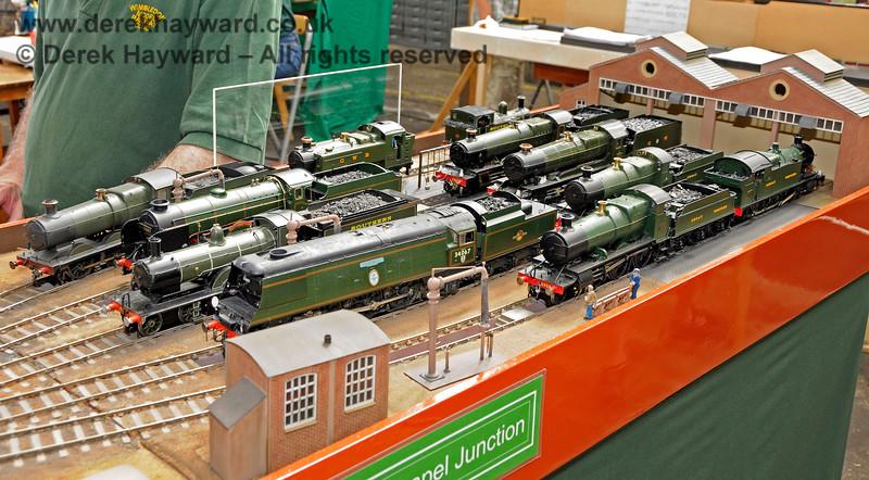 Model Railway Weekend, Sheffield Park, 29.06.2019 19581