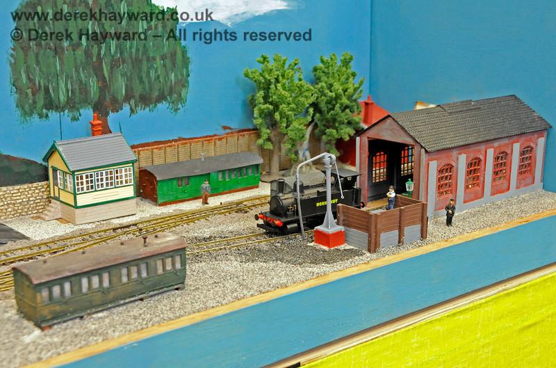 Model Railway Weekend, Horsted Keynes, 29.06.2019 19495