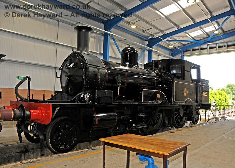 Model Railway Weekend, Sheffield Park, 29.06.2019 19554
